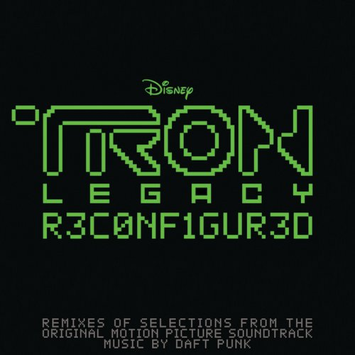 Album Art - TRON: Legacy Reconfigured