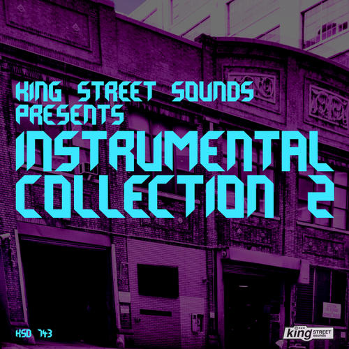 King Street Sounds Instrumental Collection 2 Album