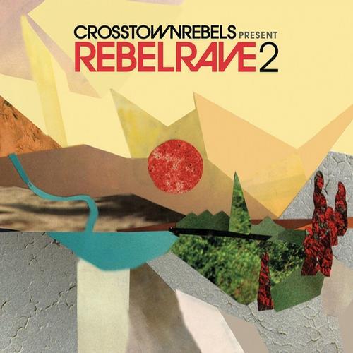 Album Art - Rebel Rave 2
