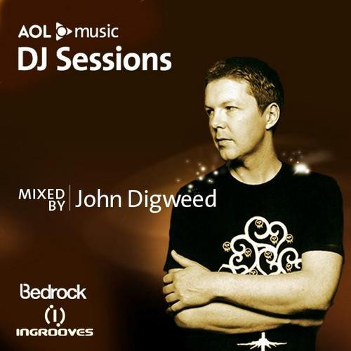 Album Art - AOL Music DJ Sessions, Mixed By John Digweed