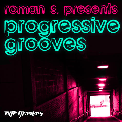Album Art - Roman S. Presents Progressive Grooves