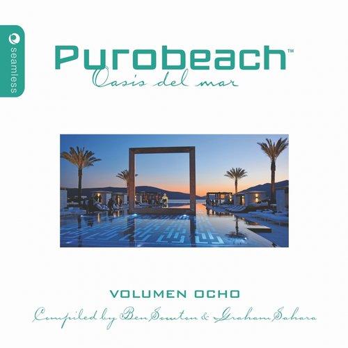 Album Art - Purobeach Volumen Ocho (Mixed and Compiled By Ben Sowton & Graham Sahara)