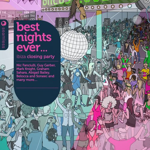 Album Art - Best Nights Ever (Ibiza Closing Party)