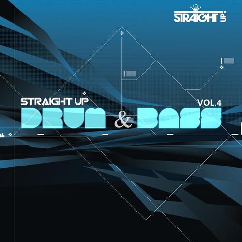 Album Art - Straight Up Drum & Bass! Vol. 4