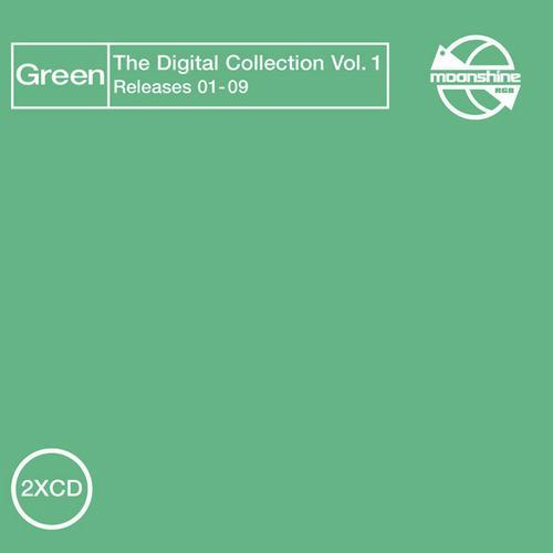 Album Art - Moonshine Green - The Digital Collection Vol. 1