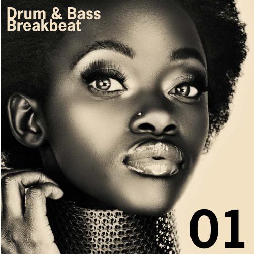 Album Art - Drum & Bass - Breakbeat Volume 01