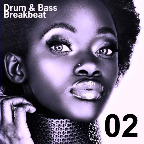 Album Art - Drum & Bass - Breakbeat Volume 02