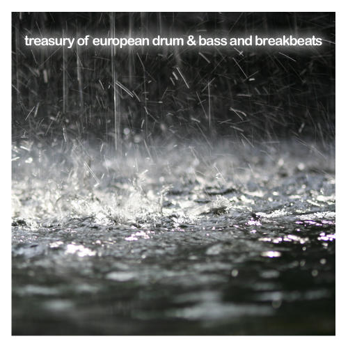 Album Art - Treasury Of European Drum & Bass And Breakbeats