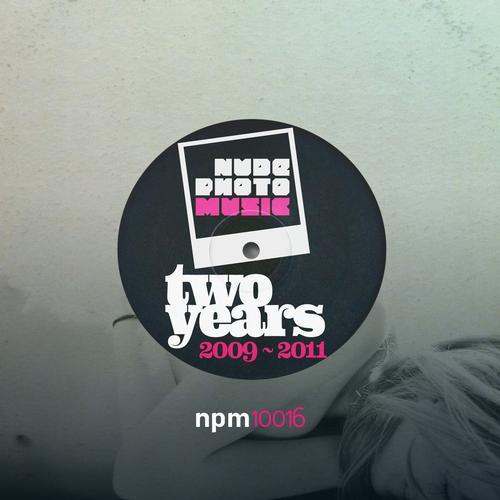 Album Art - Two Years 2009 - 2011