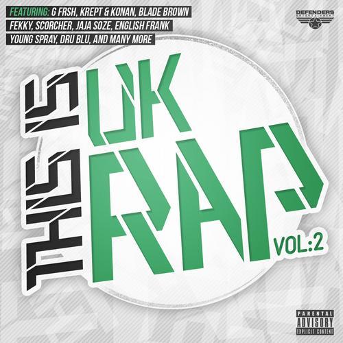 Album Art - THIS IS UK RAP VOL.2