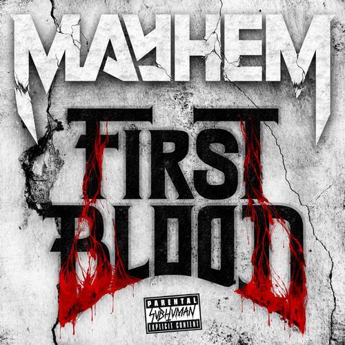 Album Art - First Blood EP