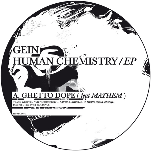 Album Art - Ghetto Dope / 6 Feet