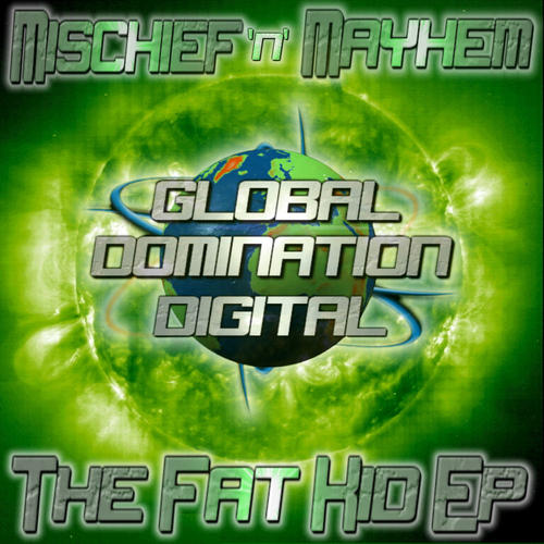 Album Art - The Fat Kid EP