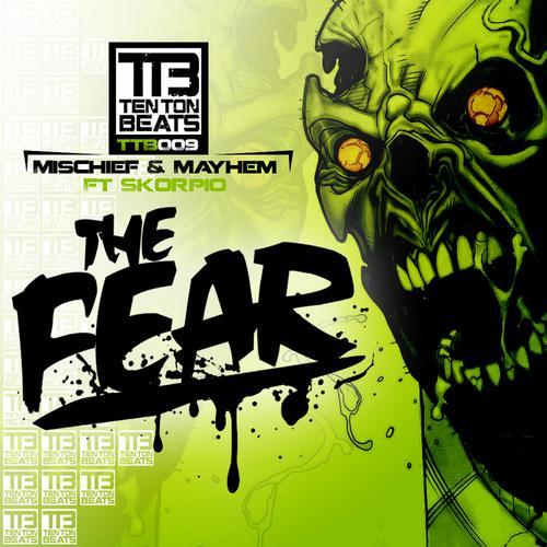 Album Art - The Fear E.P