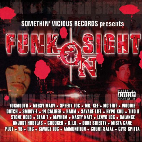 Album Art - Funk On Sight