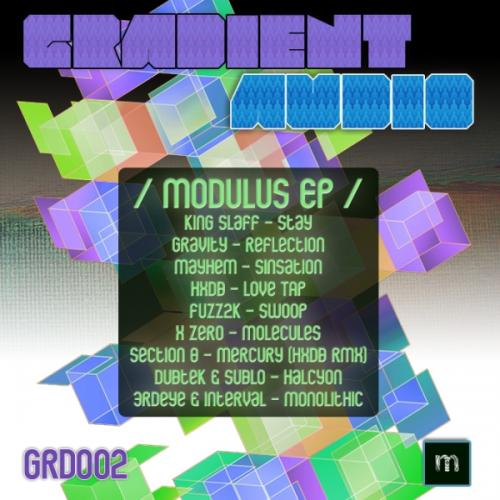 Album Art - Modulus EP