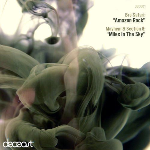 Album Art - Amazon Rock / Miles In The Sky