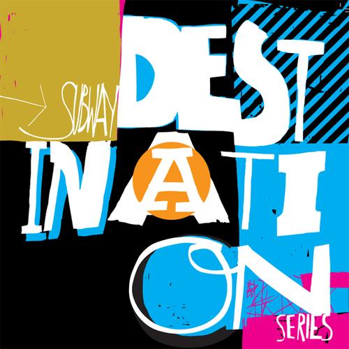 Album Art - Destination EP 2