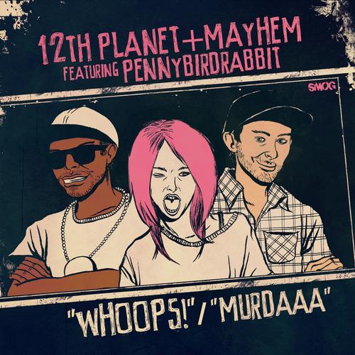 Album Art - Whoops (feat. Pennybirdrabbit) / Murdaaa