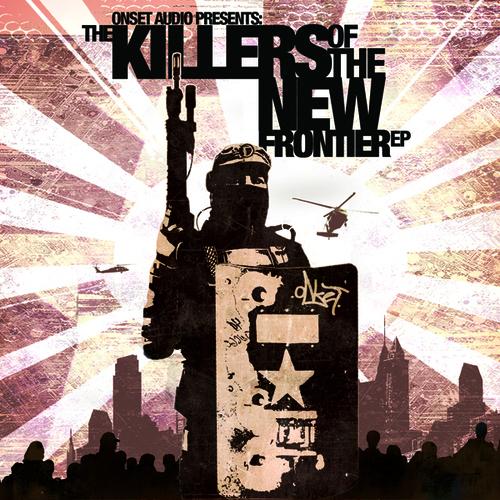 Album Art - Killers Of The New Frontier EP