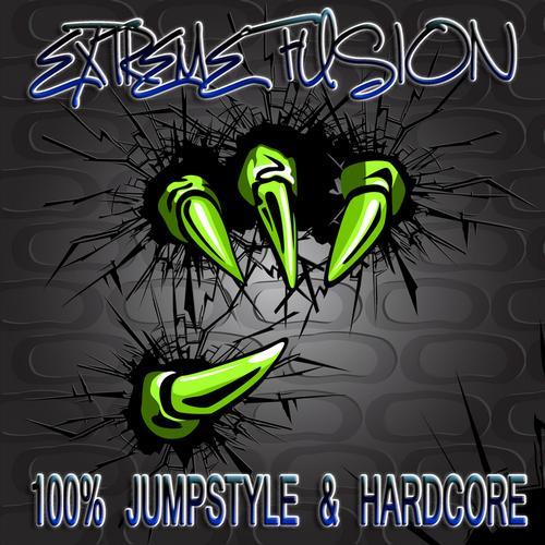 Album Art - Extreme Fusion - 100%% Jumpstyle & Hardcore