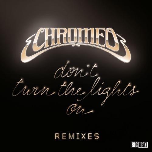 Album Art - Don't Turn The Lights On (Remixes)