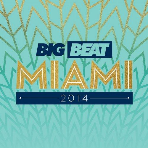 Big Beat Miami 2014 Album Art