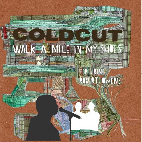 Album Art - Walk A Mile