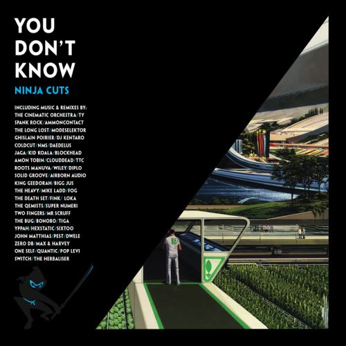 Album Art - You Don't Know - Ninja Cuts