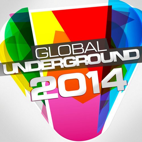 Album Art - Global Underground 2014