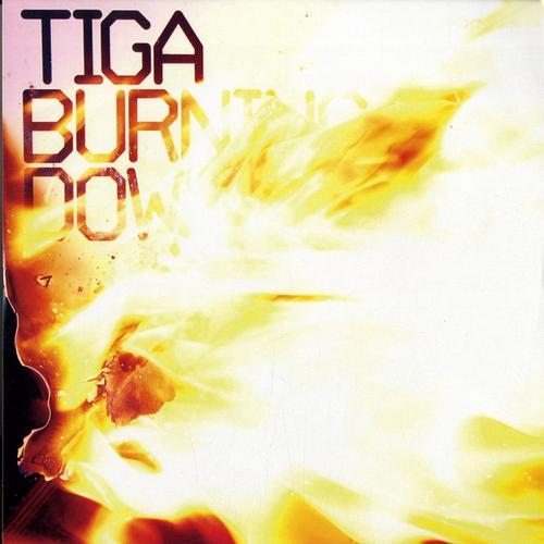 Album Art - Burning Down