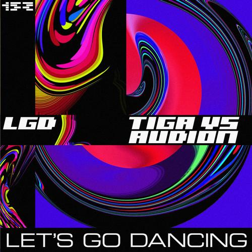 Album Art - Let's Go Dancing