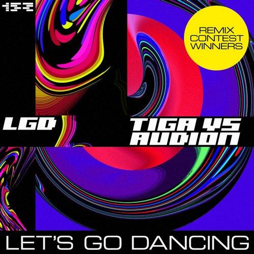 Album Art - Let's Go Dancing - Remix Contest Winners