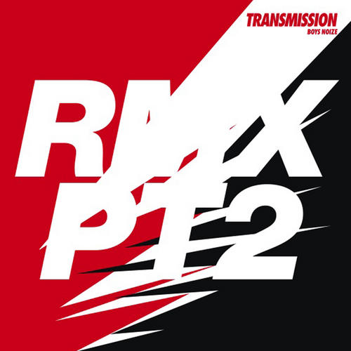 Album Art - Transmission - Remixes Part 2