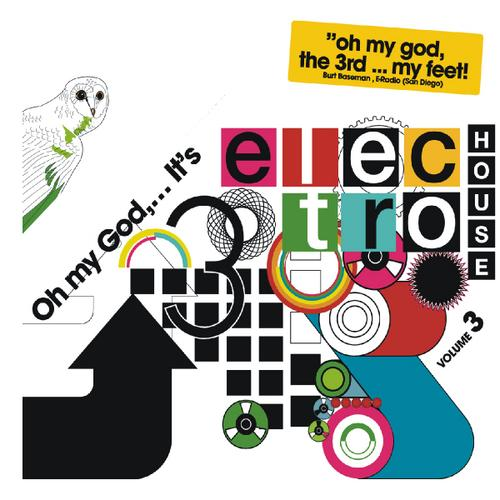 Album Art - Oh My God...It's Electro House Volume 4