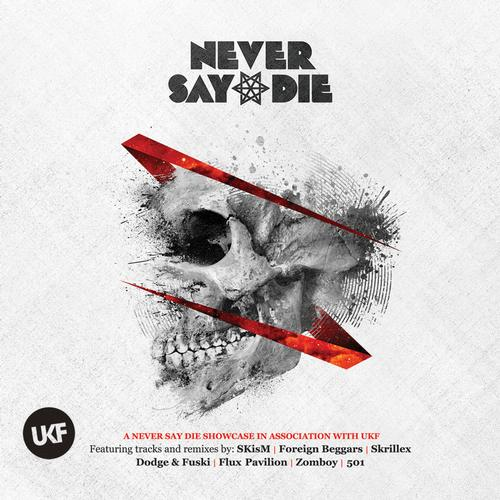 Album Art - Never Say Die
