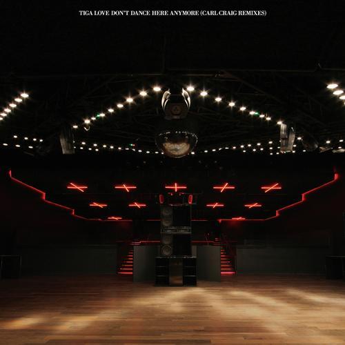 Album Art - Love Don't Dance Here Anymore