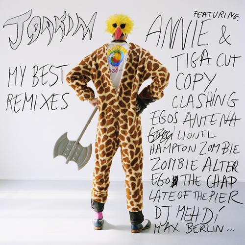 Album Art - Joakim - My Best Remixes