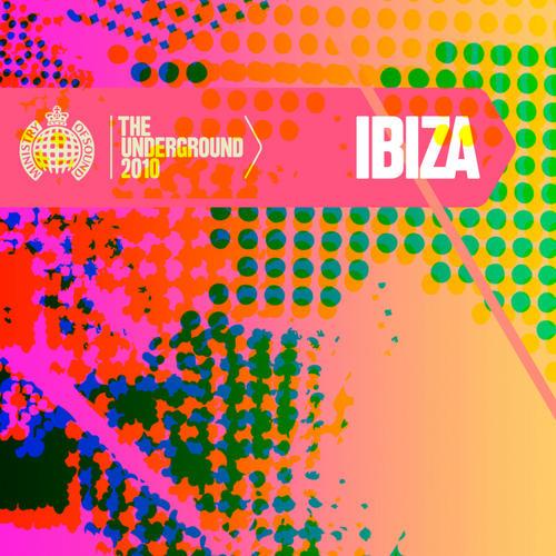 Album Art - The Underground Ibiza 2010 - Sampler