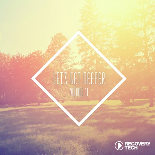 Album Art - Let's Get Deeper Vol. 11