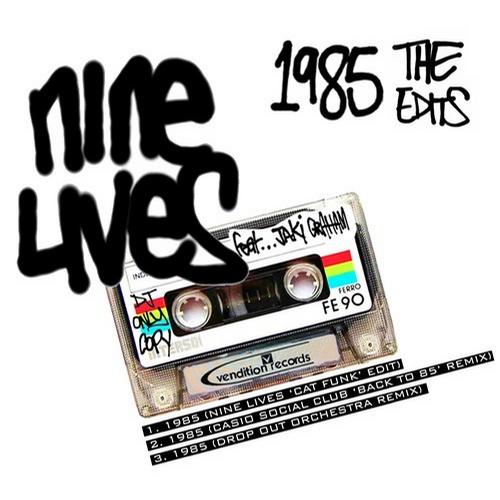 Album Art - 1985 The Edits EP