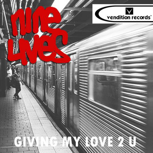 Giving My Love 2 U Album Art