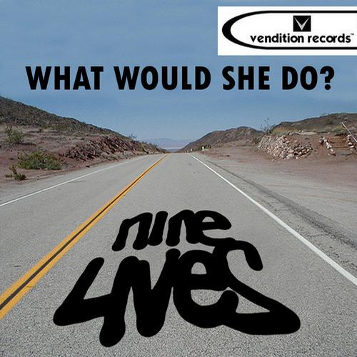 Album Art - What Would She Do?