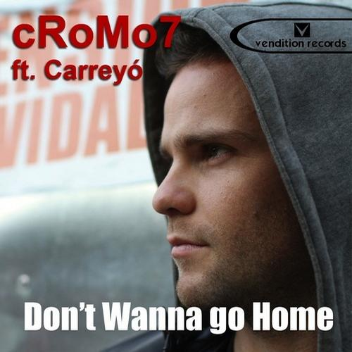 Album Art - Don't Wanna Go Home EP