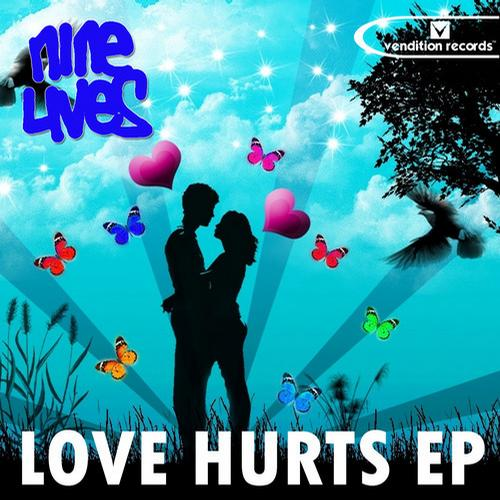Album Art - Love Hurts EP