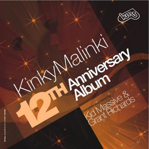 Album Art - Kinky Malinki 12th. Anniversary Album