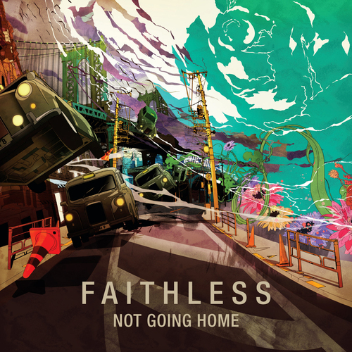 Album Art - Not Going Home