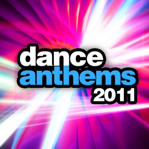 Dance Anthems 2011 Album Art
