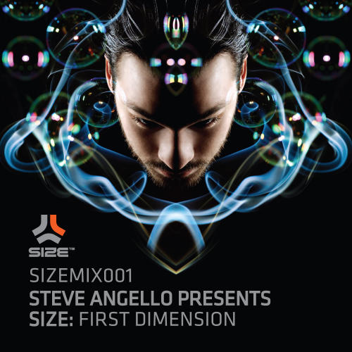 Album Art - Steve Angello Presents SIZE: First Dimension
