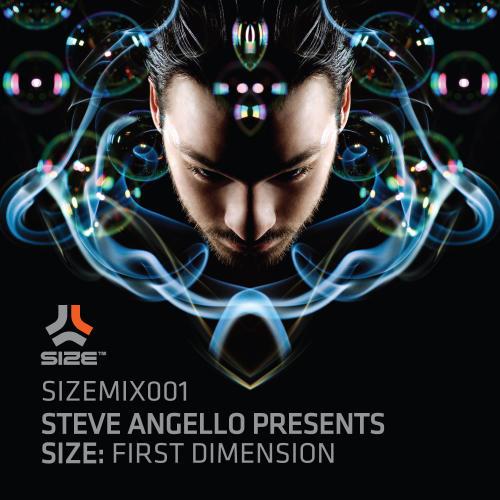 Album Art - Steve Angello Presents SIZE: First Dimension